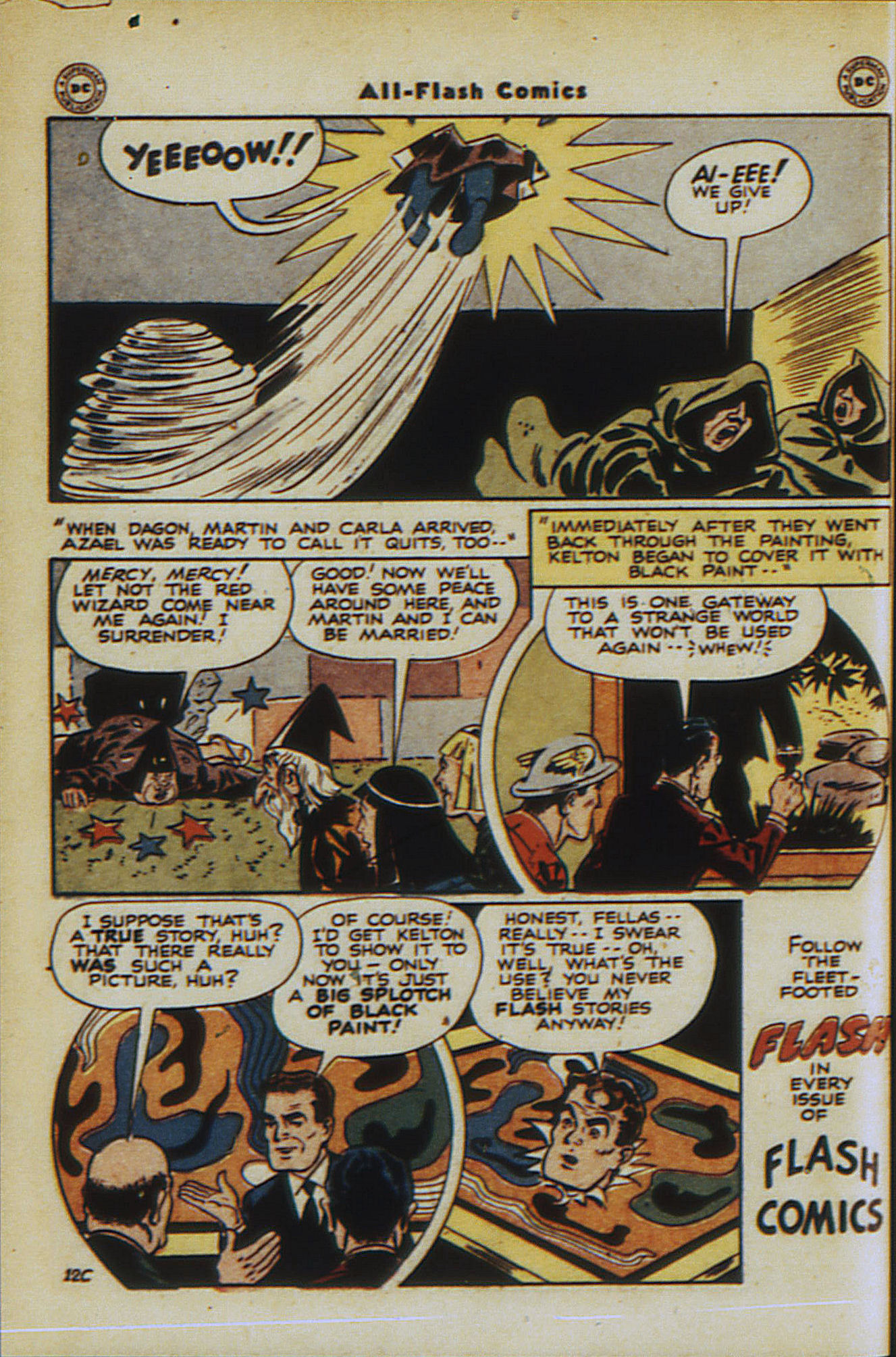 Read online All-Flash comic -  Issue #30 - 50