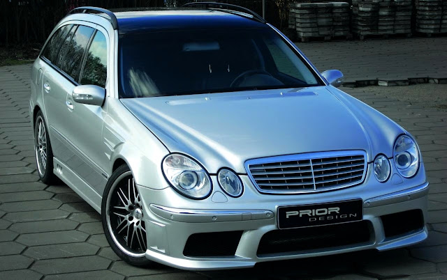 mercedes s211 prior design