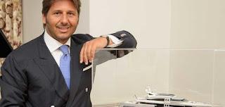 Stefano Righini ambasciatore dell'eccellenza italiana