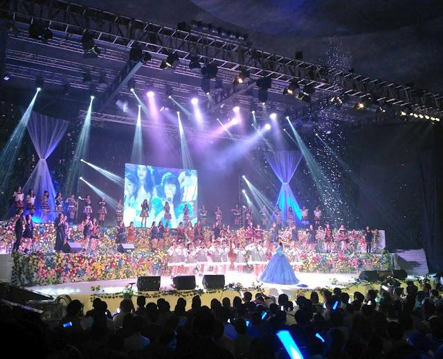 veremony jessica veranda graduation ceremony concert jkt48