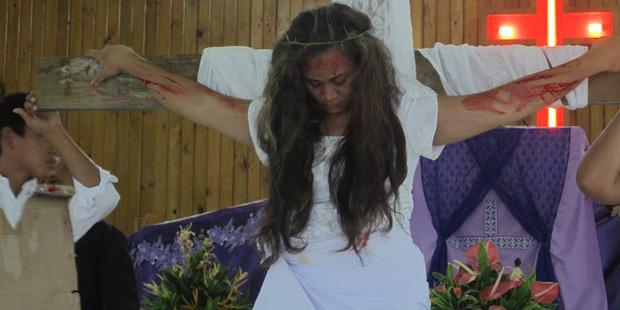 Stigmata claims divide people in Samoa