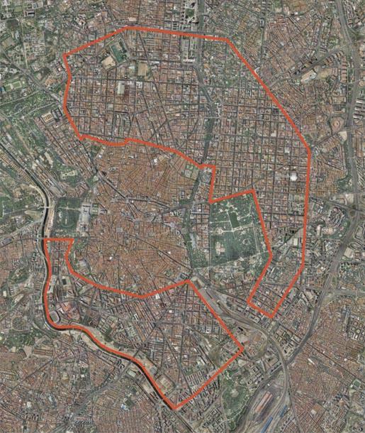 Urban Networks Rompiendo Moldes Barcelona Y Madrid Se Ensanchan El Eixample De Cerdà Y El Plan Castro Paralelismos Y Divergencias Entre Madrid Y Barcelona 6