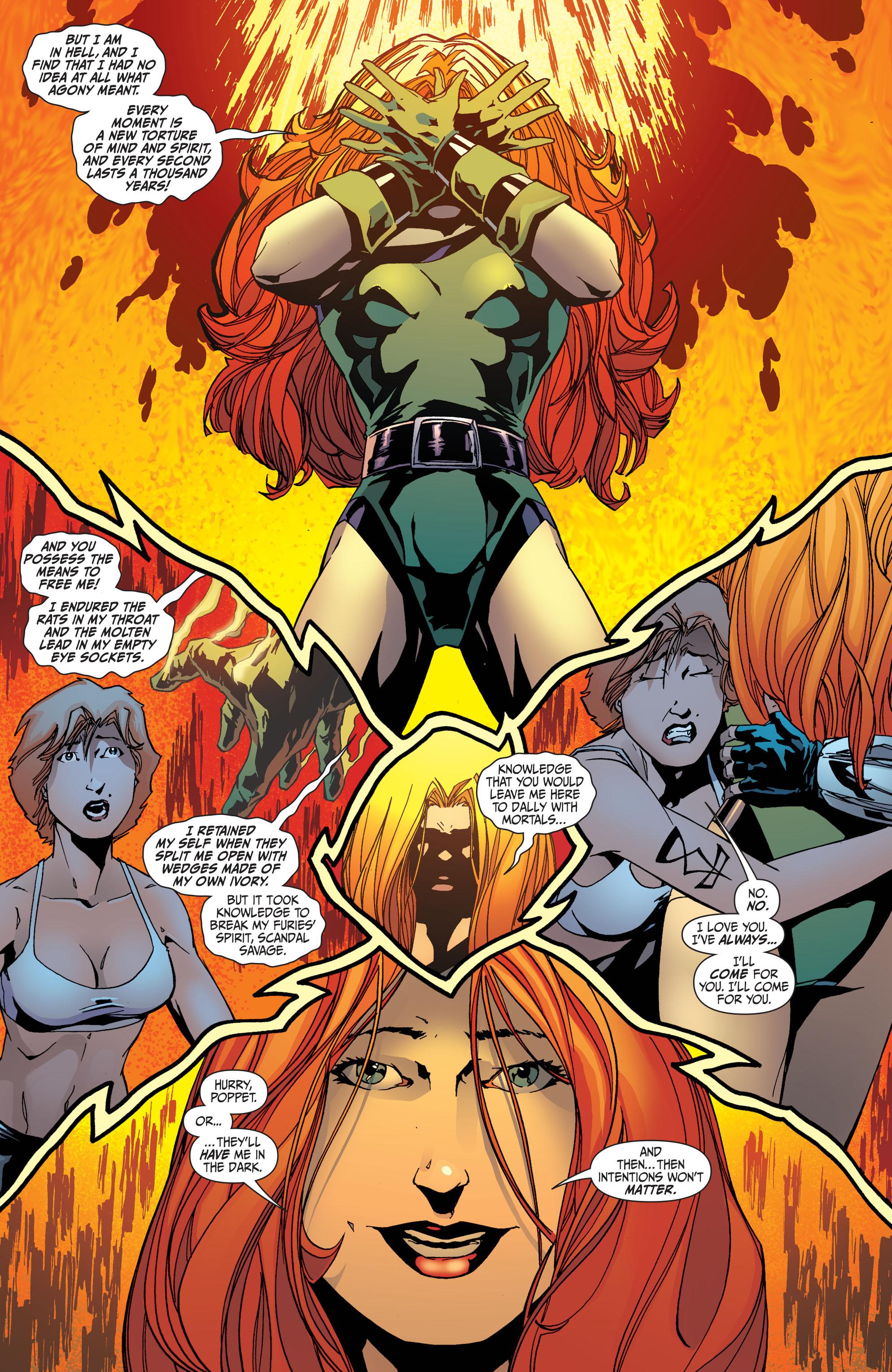 Read online Secret Six (2008) comic -  Issue #31 - 11
