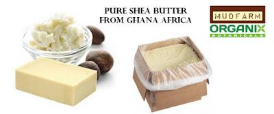 Ghana Unrefined Shea Butter