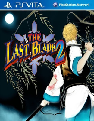 The Last Blade 2 (UPDATE) [PSVita] [USA] [VPK] [Mega]