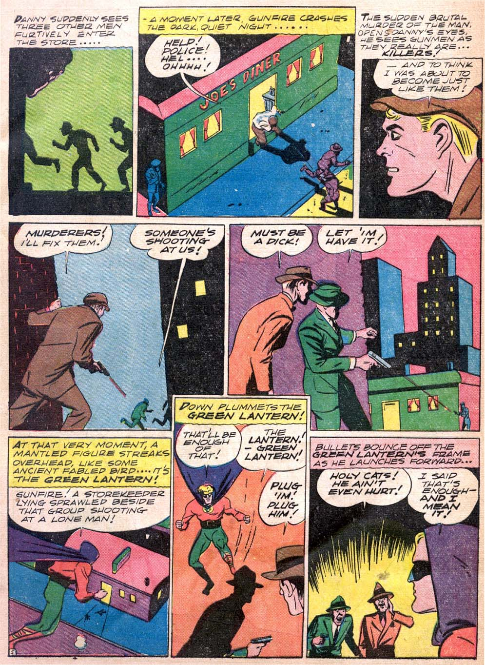 Read online All-American Comics (1939) comic -  Issue #32 - 7