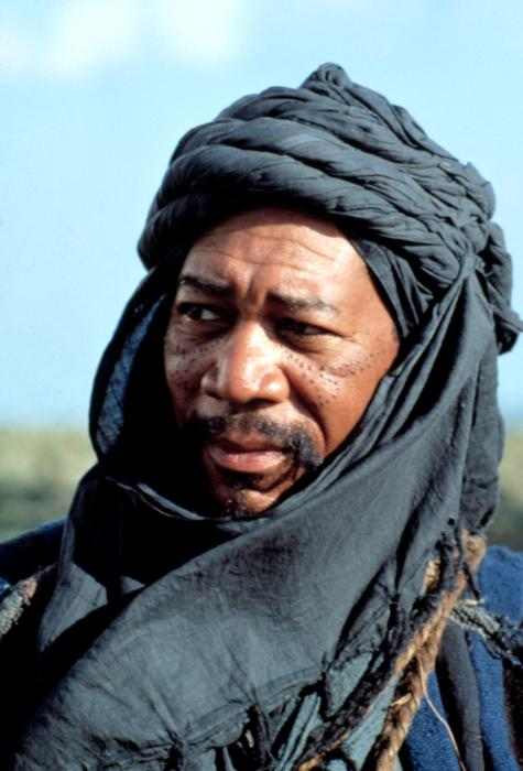 Morgan Freeman Robin Hood