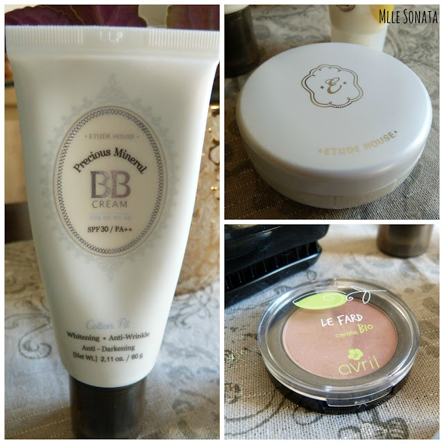 Etude House Cushion Fard Avril Bio