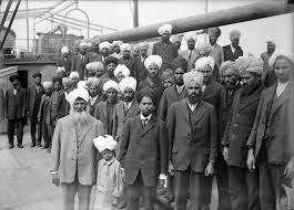 Sikh nationalists and terrorists on the Komagata Maru