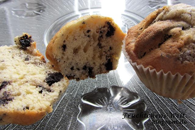 Rezept Muffins mit Oreo Keksen