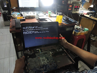 Service Mosfet dan ic power Laptop Toshiba L645D