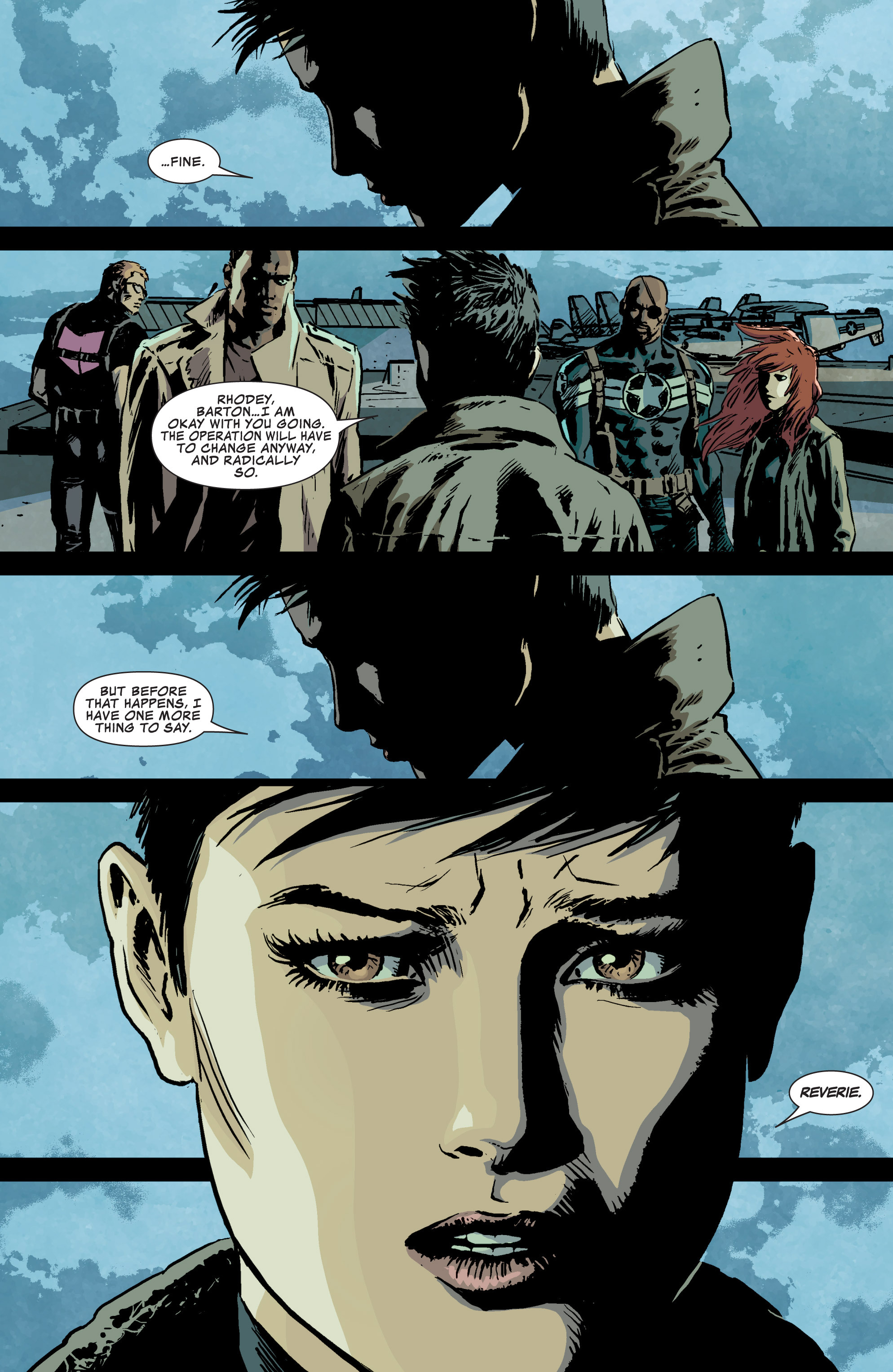 Read online Secret Avengers (2014) comic -  Issue #16 - 19