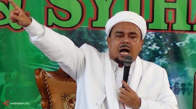 Habib Rizieq: Penista Al Quran Ahok! Jangan Kambing Hitamkan Buni Yani : Detikberita.co Terhangat Hari Ini