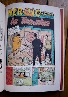 Felix de Tillieux les intégrales aux Editions de l'Elan