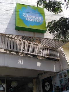 Butik Capsule Hostel