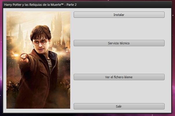 Harry Potter y las Reliquias de la Muerte Parte 2 PC Full Español