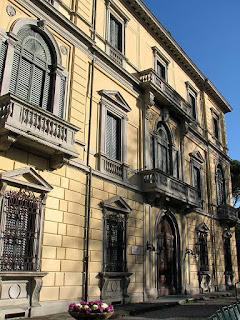 Villa Fabbricotti e le incredibili avventure dei lettori