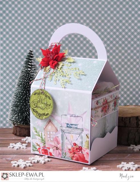 Świąteczne pudełeczko