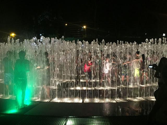 Circuito Mágico del Agua Lima