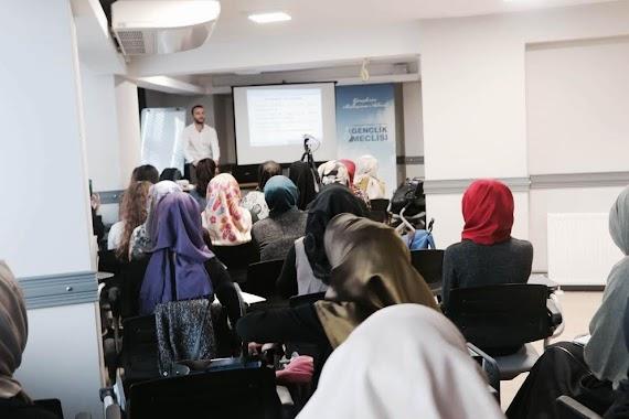 Günlük | Genç Kadınlar Maarifi 1. Hafta
