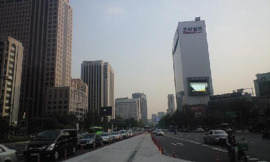 Koropoku Seoul Korea Selatan.
