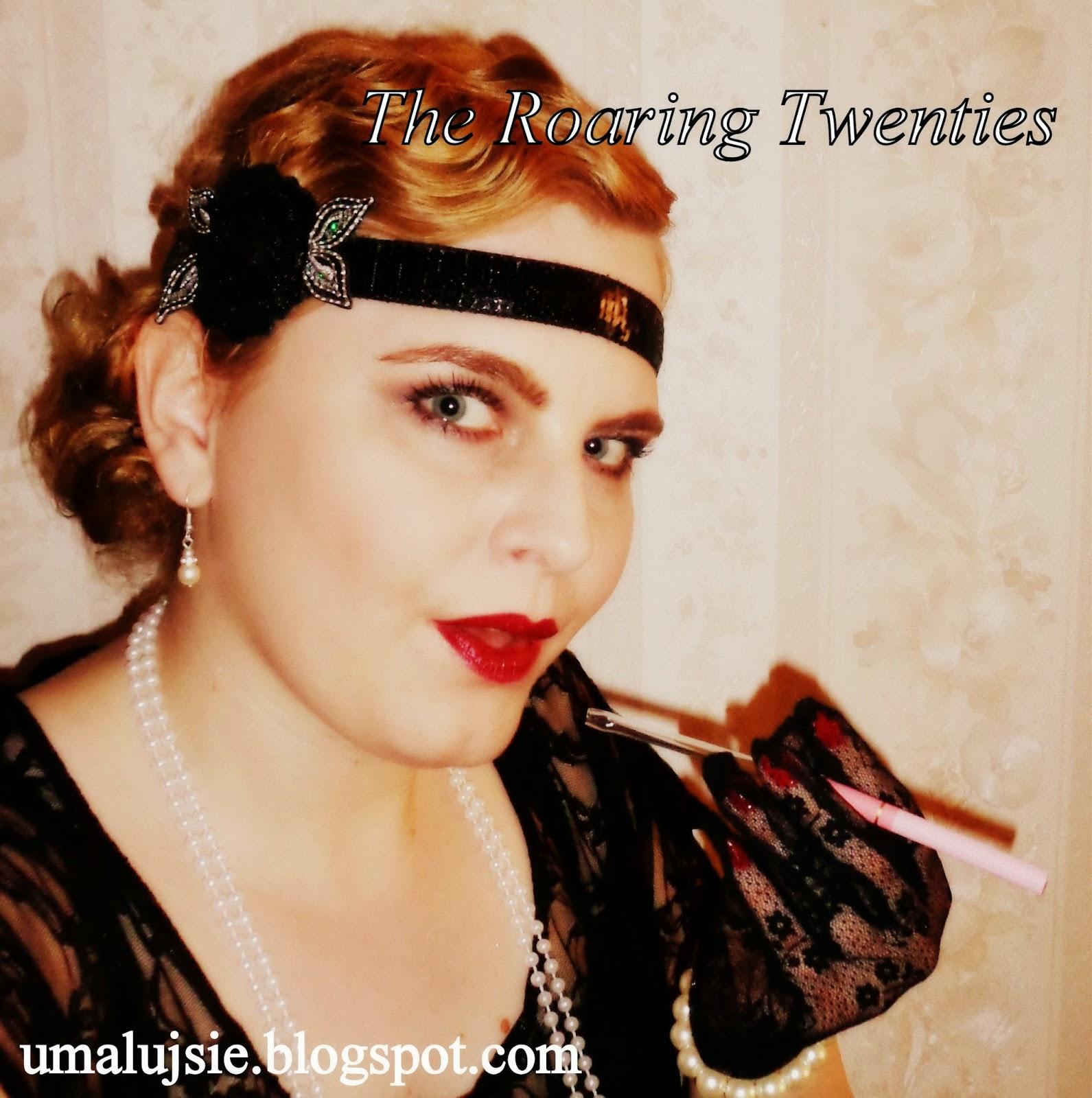 Makijaż The Roaring Twenties Czyli Lata Dwudzieste Lata