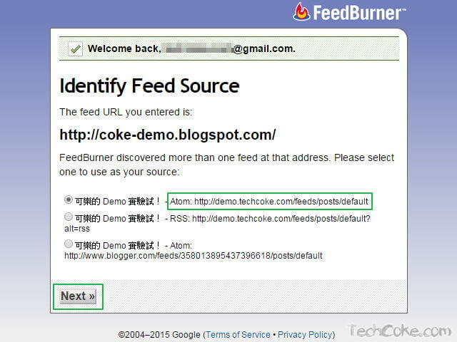 如何移除 FeedBurner RSS Feed 作者前方的 noreply@blogger.com_102