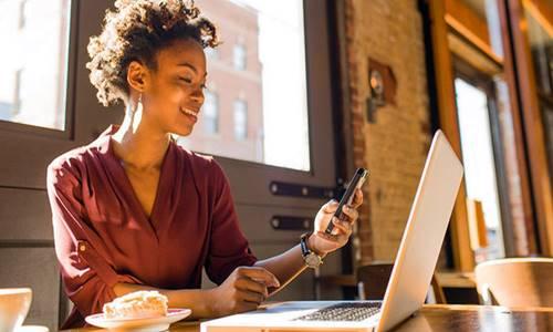 A conexão banda larga cresce entre os brasileiros