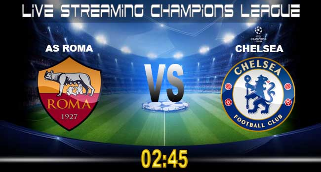 live streaming roma vs chelsea 1 november 2017