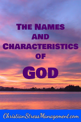 The names and characteristics of God
