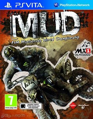 MUD: FIM Motocross World Championship [PSVita][EUR][HENkaku][Mega]