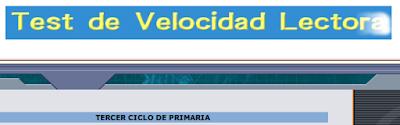http://www.reglasdeortografia.com/testvelocidad03.html