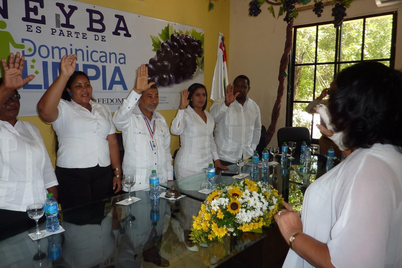 Eligen a Apolinar Carvajal como nuevo presidente Concejo de Regidores en Neiba.