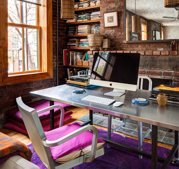 Emma Courtney Reimagined Home Office Modern Home Office Trends
