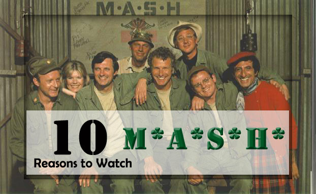 Know Your Show: MASH #AtoZChallenge