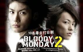 Ngày Thứ 2 Đáng Sợ  - Bloody Monday VietSub (2013)