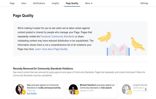 جودة الصفحة Page Quality