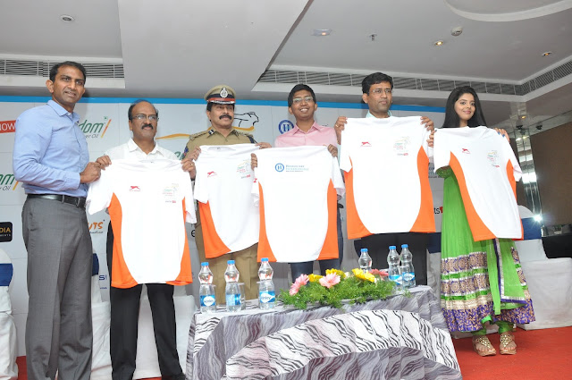 Hyderabad gears up for Freedom 10K Run on 27th November 2016