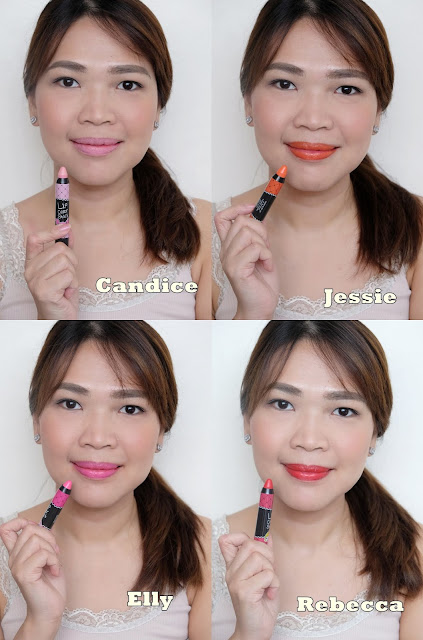a photo of Lioele Lip Color Sticks Review by Nikki Tiu of www.askmewhats.com