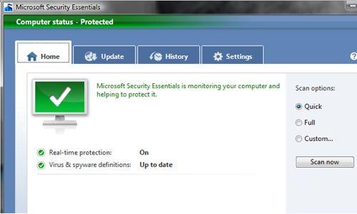 মাইক্রোসফট নিরাপত্তা বড়, একটা উইন্ডোজের জন্য ফ্রি অ্যান্টিভাইরাস  কার লাগবে মাইক্রোসফট অফিসের , Security Software ১০০% ফ্রী, ,