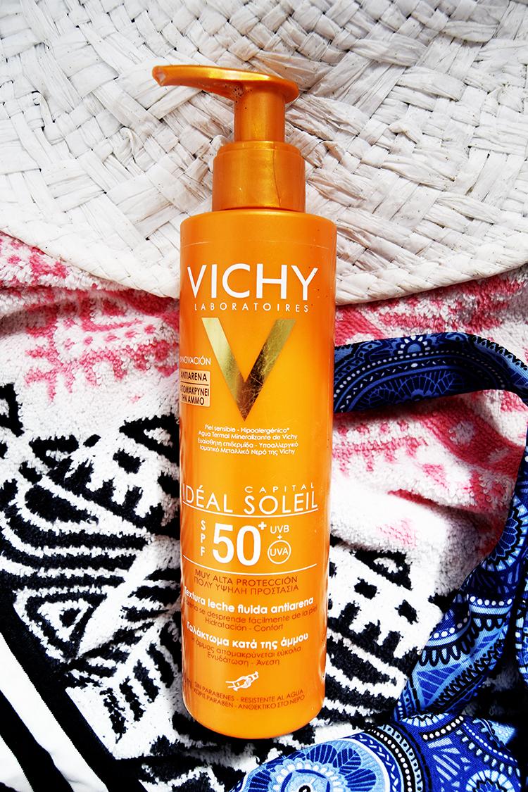 vichy ideal soleil spf50
