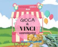 Logo Caramelle Online: gioca e vinci gratis asse da stiro e fornitura di caramelle