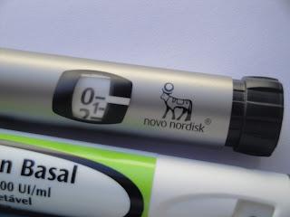 Dicionário das insulinas - lista da insulinas comercializadas em Portugal