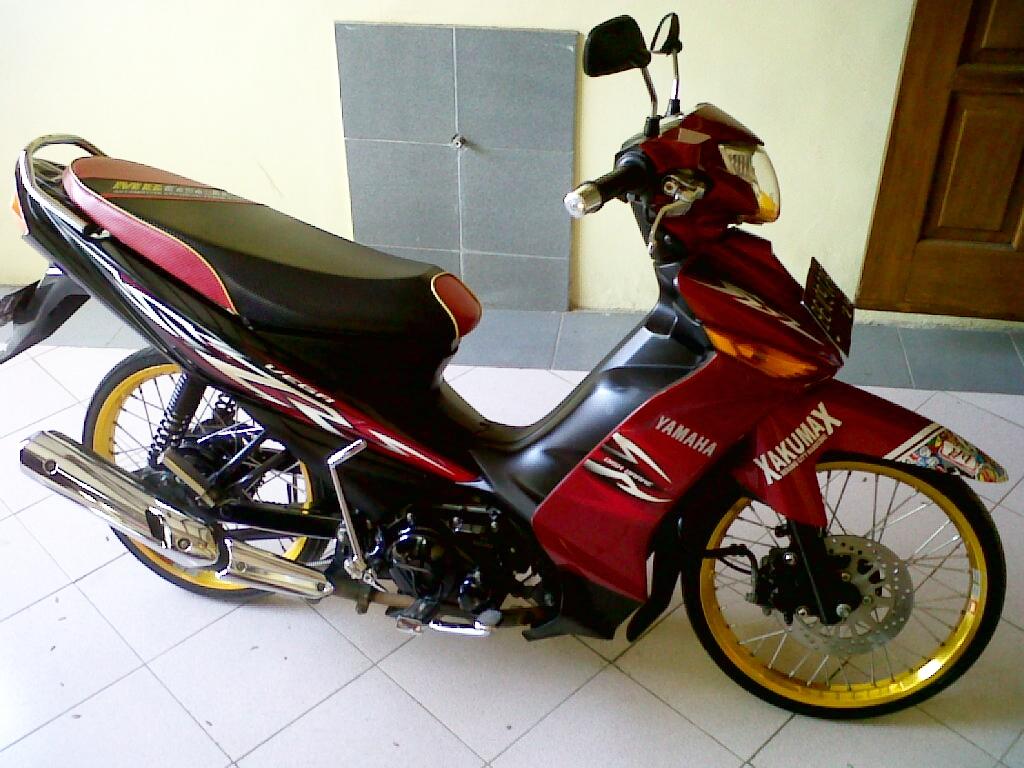 67 Foto Modifikasi Motor Vega Zr 2009 Terlengkap Teka Teki Motor