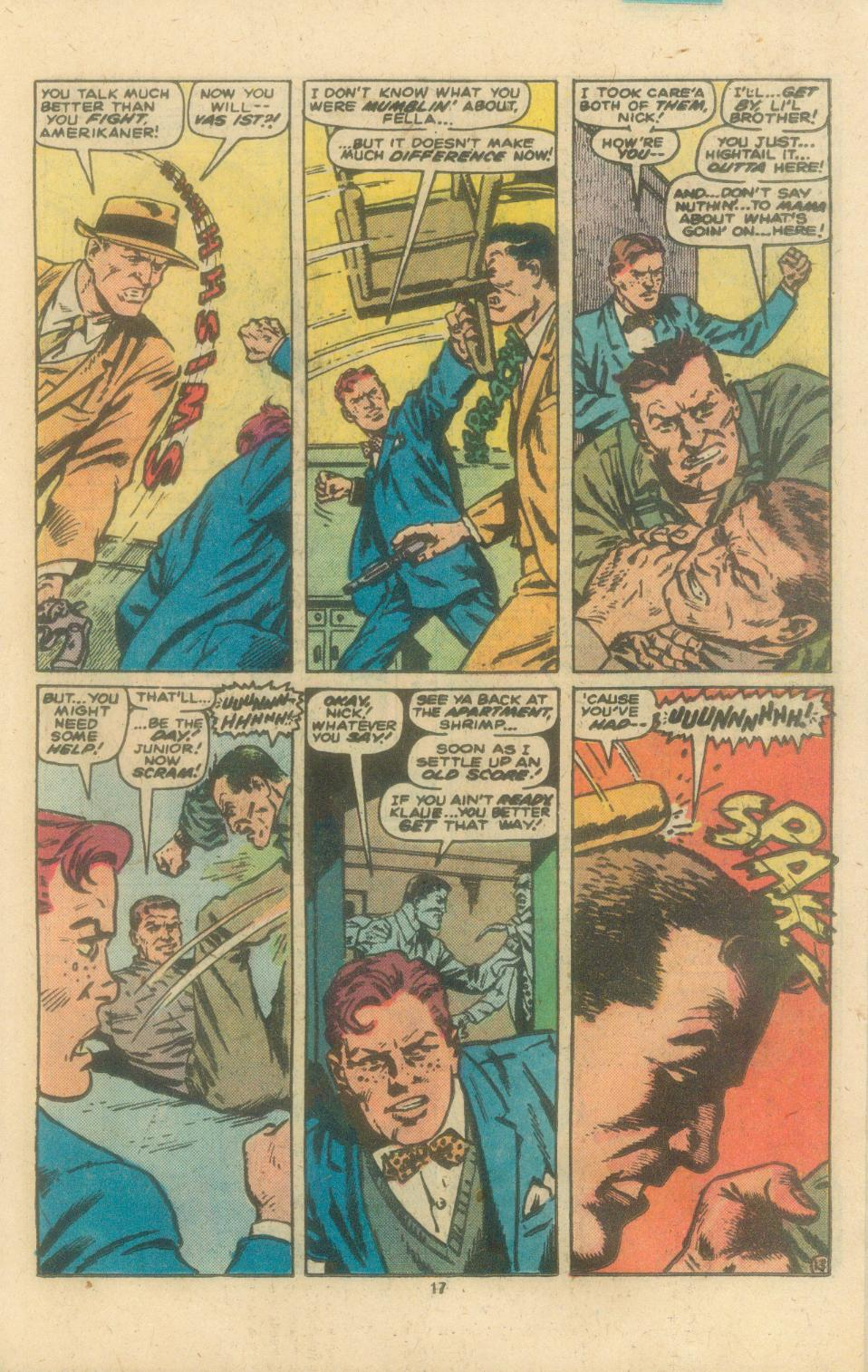 Read online Sgt. Fury comic -  Issue #162 - 19