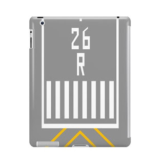 RWY Threshold iPad Case