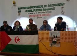 Utrera será sede este sábado del Encuentro Provincial de Solidaridad con el Pueblo Saharaui