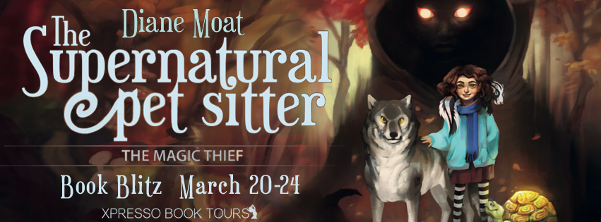 The Supernatural Pet Sitter