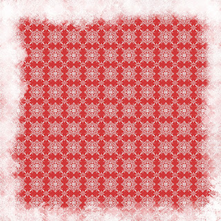 snow flake christmas scrapbooking paper digital