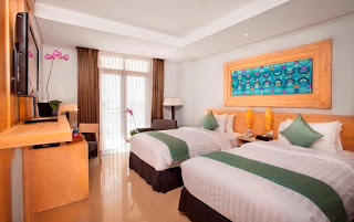 Room hotel, Hotel in Kuta Beach Bali, The Playa Hotel & Villas